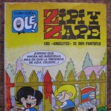 Tebeos: COLECCION OLE - ZIPI Y ZAPE - Nº75. Lote 77529345