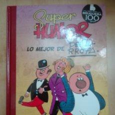 Tebeos: SUPER HUMOR CLASICOS Nº 10. LO MEJOR DE PEÑARROYA. DON PIO, GORDITO RELLENO. Lote 77747829