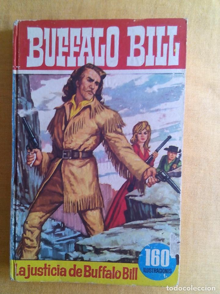 BUFFALO BILL - LA JUSTICIA DE BUFFALO BILL (BRUGUERA) (Tebeos y Comics - Bruguera - Otros)