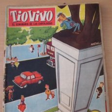 Tebeos: TEBEO CÓMIC TIO VIVO Nº114 1958 BRUGUERA TBO-61. Lote 78126857