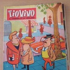 Tebeos: TEBEO CÓMIC TIO VIVO Nº 126 1958 BRUGUERA TBO-62. Lote 78127025