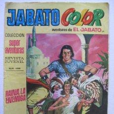 Tebeos: JABATO COLOR Nº59 - EDITORIAL VALENCIANA. Lote 78227973
