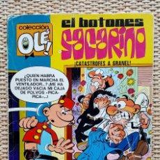 Tebeos: EL BOTONES SACARINO - Nº 80 - 1º EDICIÓN 1973 - COLECCION OLE BRUGUERA. Lote 78407405