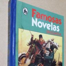 Tebeos: FAMOSAS NOVELAS TOMO XXI - ED. BRUGUERA. Lote 78423901