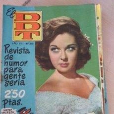 Tebeos: TEBEO CÓMIC EL DDT AÑO VIII Nº381 SEPTIEMBRE 1958 TBO-167. Lote 79103909