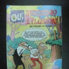 Tebeos: COLECCION OLE Nº 79. MORTADELO Y FILEMON . DOS PERCEBES EN APUROS. ED. BRUGUERA 1986.. Lote 79142813