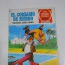 Tebeos: EL CORSARIO DE HIERRO Nº 49. TORMENTA SOBRE ARGEL. JOYAS LITERARIAS JUVENILES. TDKC21. Lote 79158653