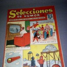 Tebeos: 1018- TEBEO/COMIC SELECCIONES DE HUMOR ( DDT) - AÑO 50/60 -- N º 22. Lote 79241493