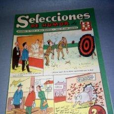 Tebeos: 1018- TEBEO/COMIC SELECCIONES DE HUMOR ( DDT) - AÑO 50/60 -- N º 24. Lote 79241793
