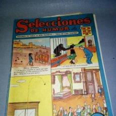 Tebeos: 1018- TEBEO/COMIC SELECCIONES DE HUMOR ( DDT) - AÑO 50 -- N º 23. Lote 79242225