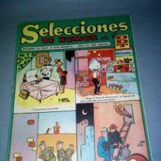 Tebeos: 1018- TEBEO/COMIC SELECCIONES DE HUMOR ( DDT) - AÑO 50/60 -- N º 34. Lote 79243305