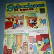 Tebeos: 1018- TEBEO/COMIC SELECCIONES DE HUMOR ( DDT) - AÑO 50/60 -- Nº 31. Lote 79275273