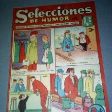 Tebeos: 1018- TEBEO/COMIC SELECCIONES DE HUMOR ( DDT) - AÑO 50/60 -- Nº 32. Lote 79275577
