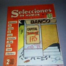 Tebeos: 1018- TEBEO/COMIC SELECCIONES DE HUMOR ( DDT) - AÑO 1958 -- Nº 92. Lote 79277605