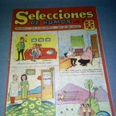 Tebeos: 1018- TEBEO/COMIC SELECCIONES DE HUMOR ( DDT) - AÑO 50/60-- Nº 13. Lote 79278053