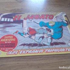 Tebeos: EL JABATO Nº 192. Lote 79556673