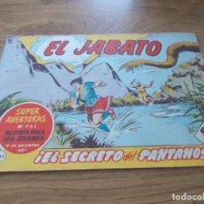 Tebeos: EL JABATO Nº 241. Lote 79577757