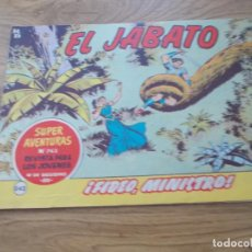Tebeos: EL JABATO Nº 242. Lote 79577797