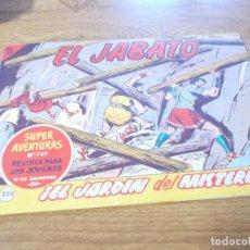 Tebeos: EL JABATO Nº 255. Lote 79578053