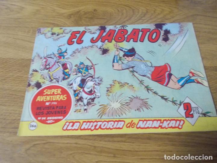 EL JABATO Nº 266 (Tebeos y Comics - Bruguera - Jabato)
