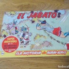 Tebeos: EL JABATO Nº 266. Lote 79578245