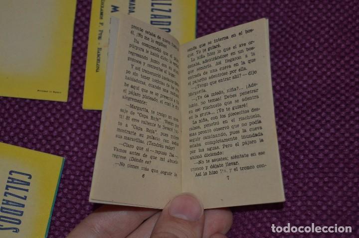 Tebeos: LOTE DE 4 LIBRITOS DE LA GRAN COLECCION BLANCANIEVES -TESORO DE CUENTOS - BRUGUERA ANTIGUO - VINTAGE - Foto 6 - 79930793