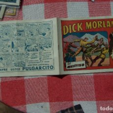 Tebeos: BRUGUERA.- DICK MORLAN Nº 2 IMPECABLE. Lote 80188037