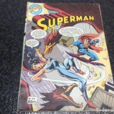 Giornalini: COMICS BRUGUERA - SUPERMAN Nº 42 - ED. BRUGUERA. Lote 80207821