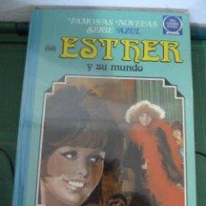 Tebeos: 7 TOMOS DE ESTHER Y SU MUNDO DE EDITORIAL BRUGUERA. Lote 80276597