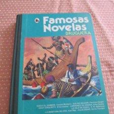 Tebeos: M69 TOMO FAMOSAS NOVELAS NUMERO 4 3º EDICION 1986. Lote 80367709