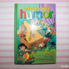 Tebeos: MAGOS DEL HUMOR, VOLUMEN XXI, BRUGUERA 1975. Lote 80439193