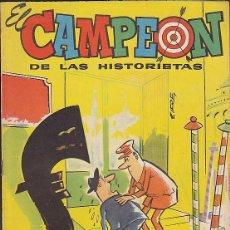 Tebeos: COMIC COLECCION EL CAMPEON DE LAS HISTORIETAS Nº 27. Lote 80628074