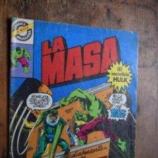 Tebeos: LA MASA Nº 26, BRUGUERA, 1982. Lote 80711522
