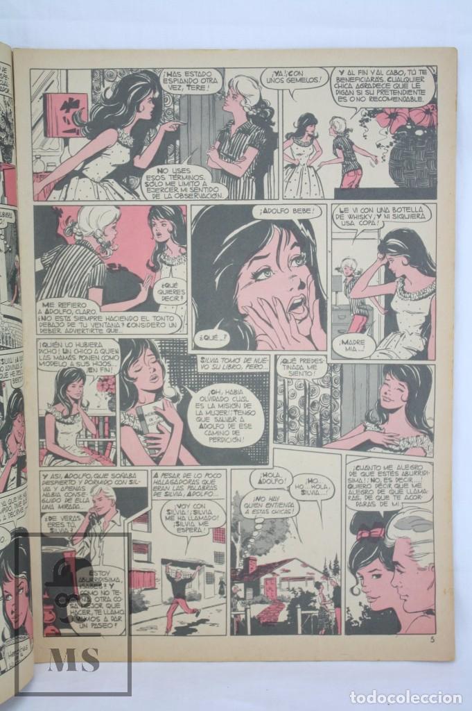 Tebeos: Cómic Mundo Juvenil. Revista de Amigos de Marisol. Nº 39 - Petula Clark - Bruguera, Años 60 - Foto 2 - 80715118