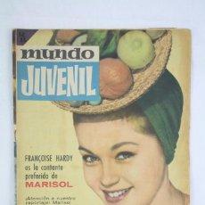 Tebeos: REVISTA / CÓMIC MUNDO JUVENIL. REVISTA DE LOS AMIGOS DE MARISOL. Nº 41 - BRUGUERA, AÑOS 60. Lote 80715734
