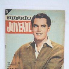 Tebeos: REVISTA / CÓMIC MUNDO JUVENIL. REVISTA DE LOS AMIGOS DE MARISOL. Nº 42 - BRUGUERA, AÑOS 60. Lote 80716546