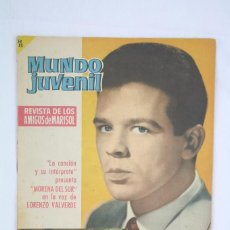 Tebeos: REVISTA / CÓMIC MUNDO JUVENIL. REVISTA DE LOS AMIGOS DE MARISOL. Nº 55 - BRUGUERA, AÑOS 60. Lote 80718438
