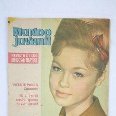 Tebeos: REVISTA / CÓMIC MUNDO JUVENIL. REVISTA DE LOS AMIGOS DE MARISOL. Nº 57 - BRUGUERA, AÑOS 60. Lote 80718798