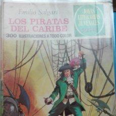Tebeos: JOYAS LITERARIAS N. 171 LOS PIRATAS DEL CARIBE. Lote 80791760