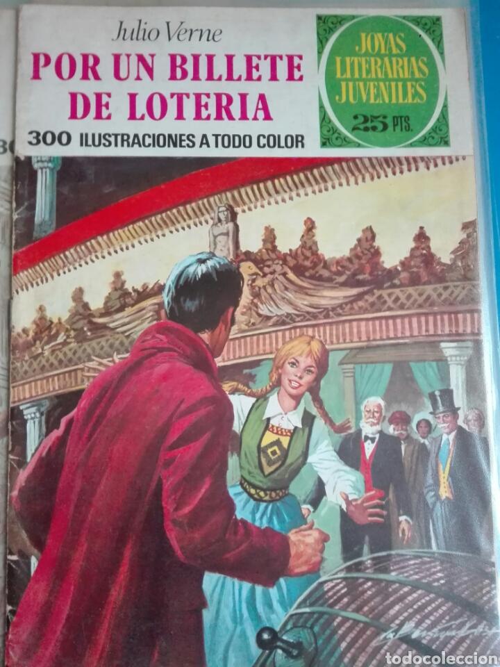 JOYAS LITERARIAS N. 78 POR UN BILLETE DE LOTERÍA (Tebeos y Comics - Bruguera - Joyas Literarias)