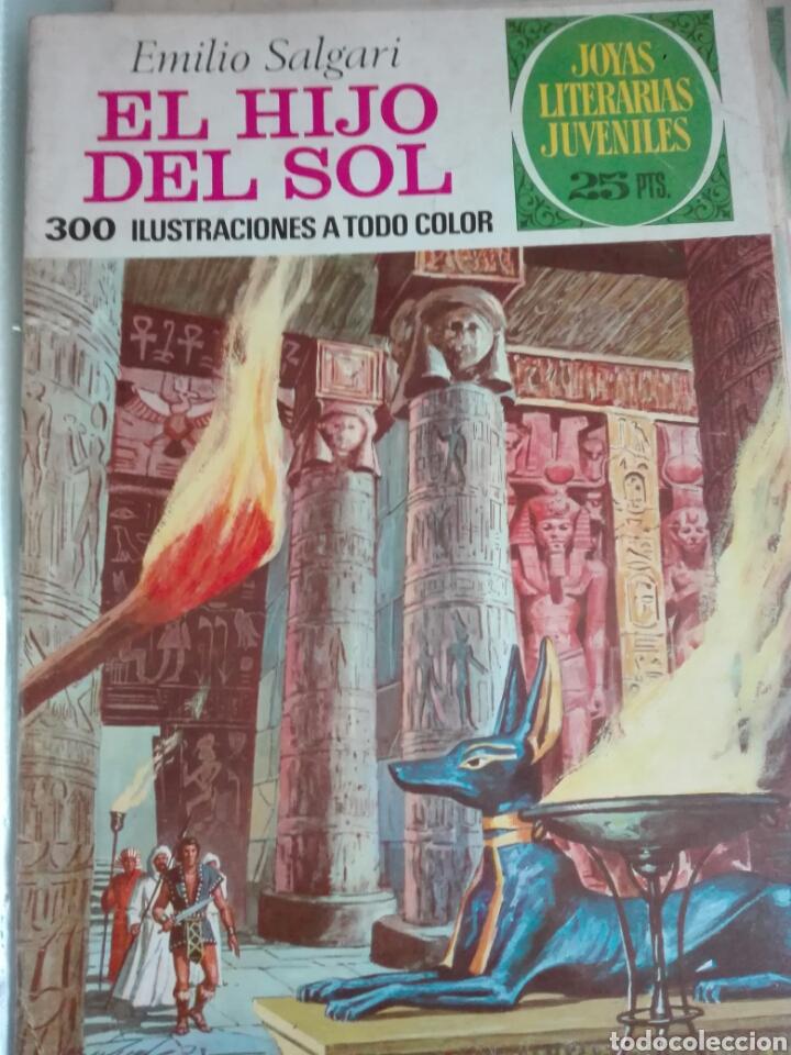 JOYAS LITERARIAS N. 83 EL HIJO DEL SOL (Tebeos y Comics - Bruguera - Joyas Literarias)