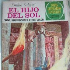 Tebeos: JOYAS LITERARIAS N. 83 EL HIJO DEL SOL. Lote 80791908
