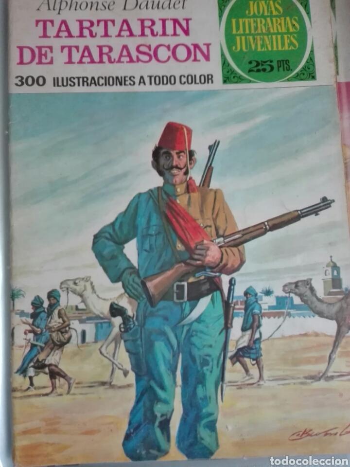 JOYAS LITERARIAS N. 69 TARTARIN DE TARASCON (Tebeos y Comics - Bruguera - Joyas Literarias)