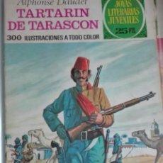 Tebeos: JOYAS LITERARIAS N. 69 TARTARIN DE TARASCON. Lote 80791947