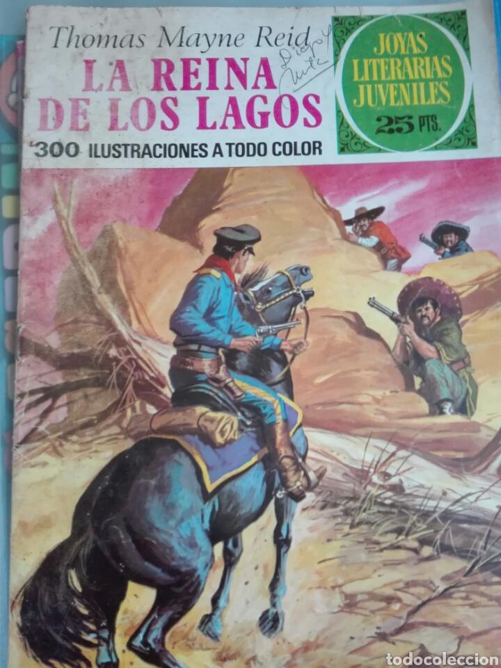 JOYAS LITERARIAS N. 61 LA REINA DE LOS LAGOS (Tebeos y Comics - Bruguera - Joyas Literarias)