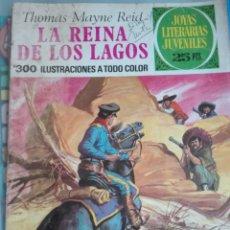 Tebeos: JOYAS LITERARIAS N. 61 LA REINA DE LOS LAGOS. Lote 80791976