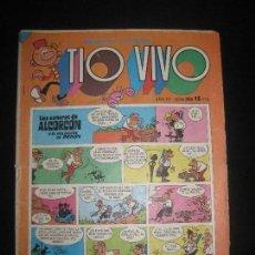 Tebeos: TIO VIVO Nº 869. BRUGUERA 1977.. Lote 80854519