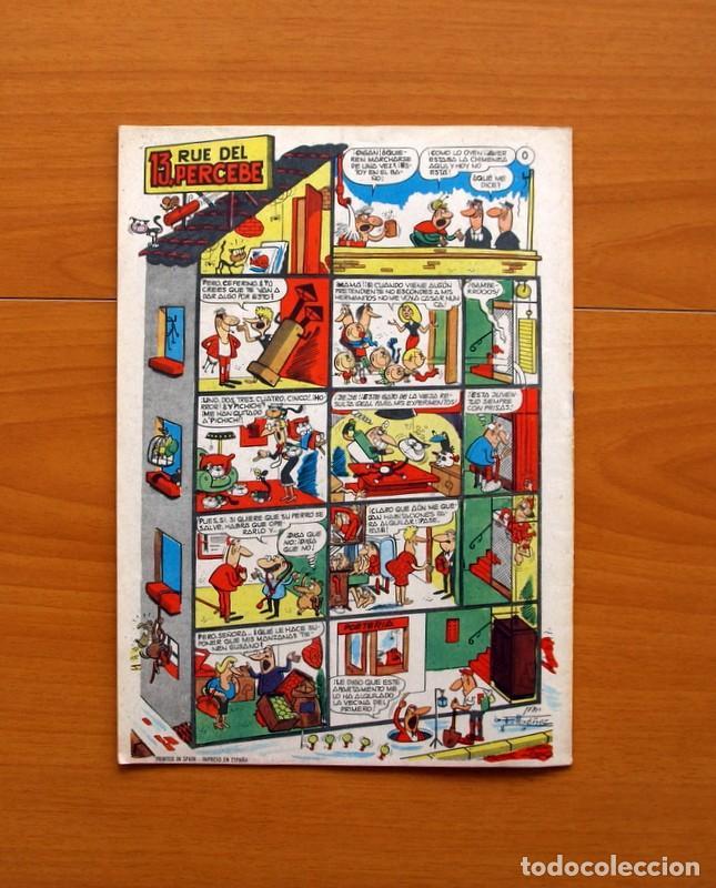 Tebeos: TIO VIVO, TIOVIVO 2ª época -Colección a falta de 2 tebeos - E. Bruguera 1961 - Ver fotos interiores - Foto 9 - 80924788