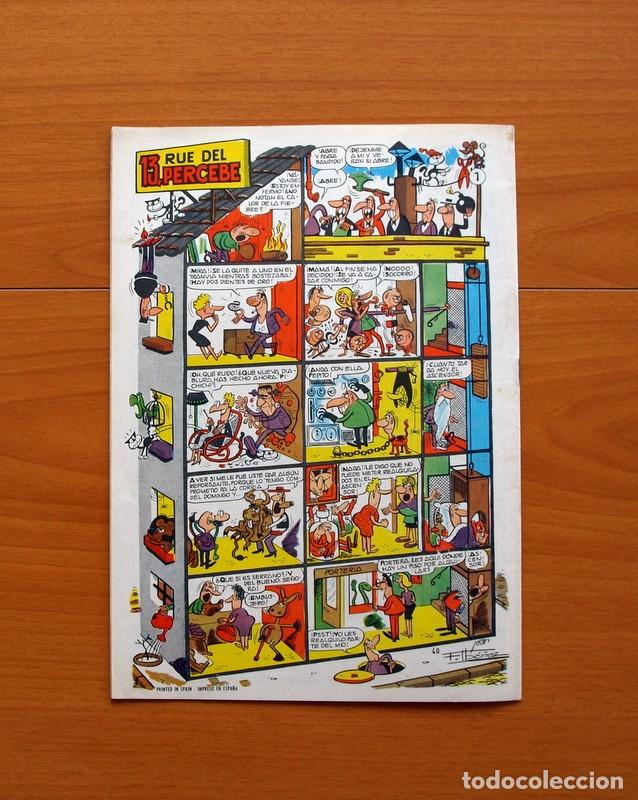 Tebeos: TIO VIVO, TIOVIVO 2ª época -Colección a falta de 2 tebeos - E. Bruguera 1961 - Ver fotos interiores - Foto 12 - 80924788