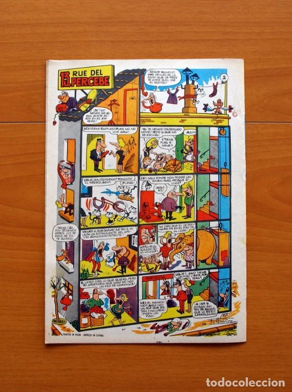 Tebeos: TIO VIVO, TIOVIVO 2ª época -Colección a falta de 2 tebeos - E. Bruguera 1961 - Ver fotos interiores - Foto 15 - 80924788